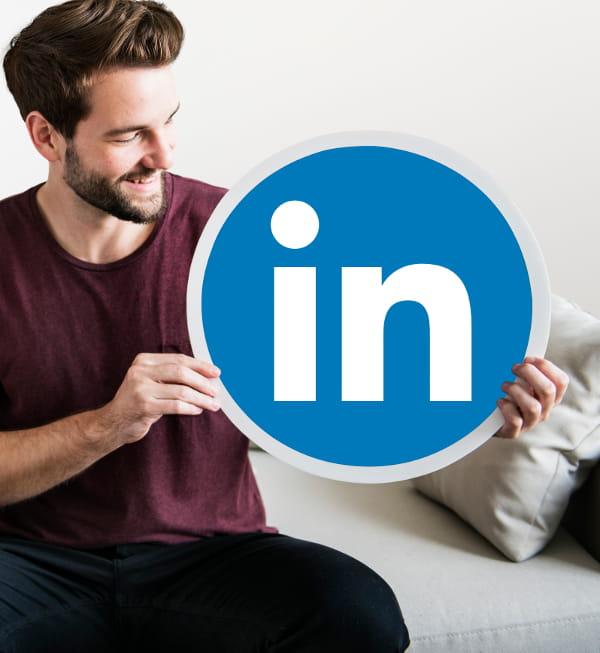 Como montar um bom perfil no LinkedIn - Uso de fotos