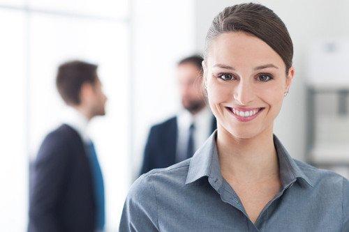 Profissionais de recrutamento e seleção de efetivos e temporários da New Company